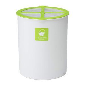 家庭用生ごみ処理機 ル・カエル基本セット SKS−110型 グリーン|cosme-tuuhan