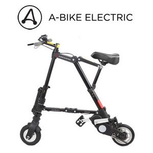 AI−484 A−bike electric 電動アシスト(前輪ノーパンク、後輪ノーパンク)|cosme-tuuhan
