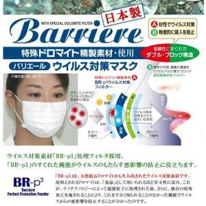 バリエールブロックマスク(個包装) Mサイズ 50枚入 介護・医療施設向高級 通常3日以内に発送 |cosme-tuuhan
