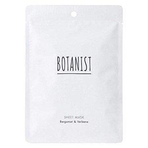 ボタニスト(BOTANIST) ボタニカルシートマスク 7枚入|cosme-village