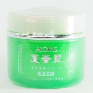 アロインス化粧品 蘆薈麗 (ろかいれい) クリーム 185g|cosme
