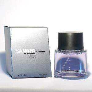 ジルサンダー サンダーフォーメン オードトワレ 125ml|cosme