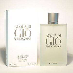 ジョルジオアルマーニ アクアディジオ オム オードトワレ 200ml|cosme