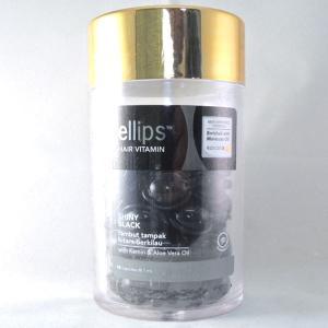 エリップス シャイニーブラック ブラック 50カプセル|cosme