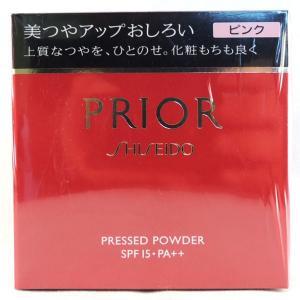 資生堂 プリオール 美つやアップおしろい ピンク 9.5g|cosme