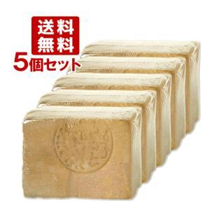 アレッポの石鹸 ノーマル aleppo 5個セット|cosmebox