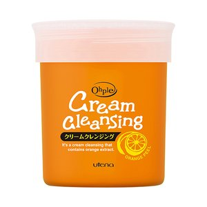 【5%還元】【価格据え置き】オープル クリームクレンジング オレンジピール ウテナ(utena)|cosmebox