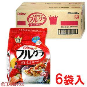 ケース販売 カルビー フルグラ 800g×6袋...の関連商品3