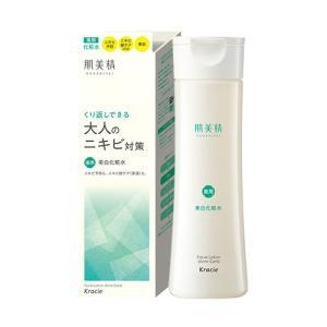 【5%還元】【価格据え置き】肌美精 大人のニキビ対策 薬用美白化粧水 200ml cosmebox