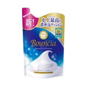 【5%還元】【価格据え置き】牛乳石鹸 ボディソープ ホワイトソープの香り つめかえ用 400ml|cosmebox