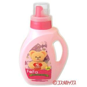 【在庫限り】ファーファ 液体洗剤 クリアアップルブロッサム 本体 1.0kg FaFa|cosmebox