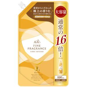 【5%還元】【価格据え置き】ファーファ(FaFa) 柔軟剤 ファイン フレグランス(FINE FRAGRANCE) ボーテ(BEAUTE) つめかえ用 800ml|cosmebox
