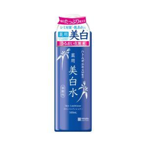 【5%還元】【価格据え置き】明色 雪澄 薬用美白水 500ml|cosmebox