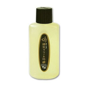 蜂乳クリーム石鹸 脂性肌用 70ml|cosmebox