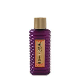 特選 蜂乳クリーム石鹸 普通肌・乾燥肌用 80ml|cosmebox
