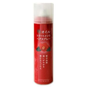 本島椿 椿オイル トリートメントヘアスプレー 135g|cosmebox