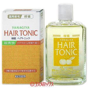 柳屋 ヘアトニック 柑橘 240mL HAIR TONIC YANAGIYA