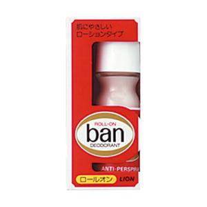 ライオン バン ロールオン  LION BAN ROLL−ON 30ml 制汗剤の代名詞 赤バン|cosmebox