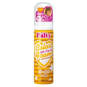 パルティ(Palty) カラーフォーム <ゴールド> 40g|cosmebox