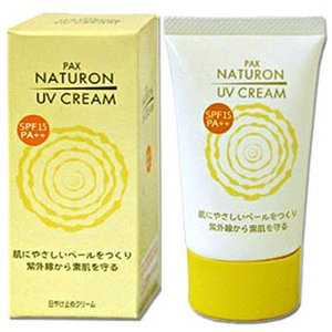 太陽油脂 パックスナチュロン UVクリーム (下地クリーム・日焼け止め) PAX NATURON|cosmebox