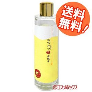 はちみつ 化粧水 120ml はちみつ生化粧水 cosmeboxオリジナル 即出荷|cosmebox