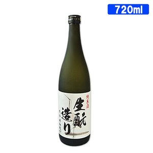 【5%還元】【価格据え置き】久住千羽鶴 純米酒 きもと造り 15度 720ml (清酒 日本酒) 佐藤酒造【送料無料】|cosmebox