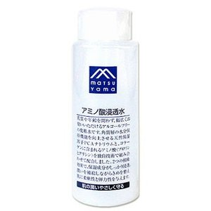 松山油脂 アミノ酸浸透水 180ml M-mark|cosmebox