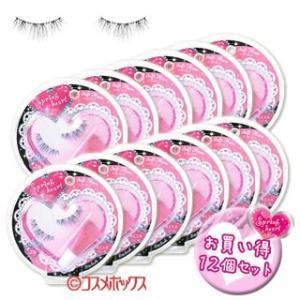12個セット/コージー スプリングハート アイラッシュ 26 ソフトフレア 12個セット(1個あたり約263円) Spring heart KOJI