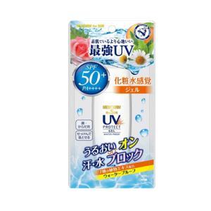 近江兄弟社 メンタームザサンパーフェクトUVジェル SPF50+ PA++++ 100g MENTURM|cosmebox