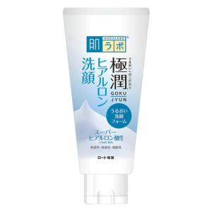 肌ラボ(HADALABO) 極潤 ヒアルロン洗顔 100g ...