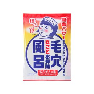 毛穴撫子/重曹つるつる風呂 入浴剤|cosmecom
