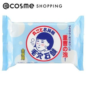 毛穴撫子/重曹つるつる石鹸 洗顔料|cosmecom
