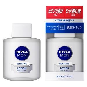 ニベアフォーメン/薬用センシティブローション 化粧水