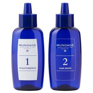 MUNOAGE(ミューノアージュ)/Wアプローチヘアプログラム 育毛剤・養毛剤