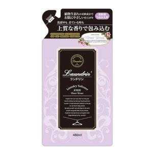 ランドリン/ランドリン 柔軟剤 詰め替え フラワーテラス(詰め替え用) 柔軟剤