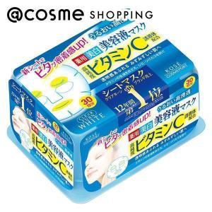 クリアターン/エッセンスマスク (ビタミンC) フェイス用シートパック・マスク|cosmecom
