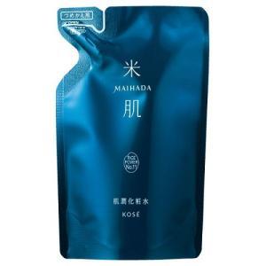 米肌(MAIHADA)/肌潤化粧水(つめかえ用) 110ml KOSE コーセー 化粧水 肌潤 詰め替え cosmecom