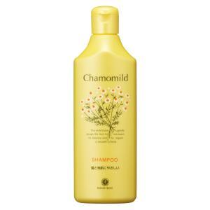 艶やかな美しいピュアな髪は、いたわりケアから生まれます。「カモマイルド シャンプー」は、やさしい植物...
