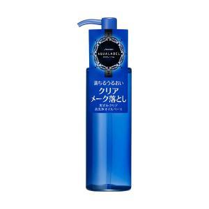 アクアレーベル/ディープクリアオイルクレンジング(ほのかなローズミストの香り)|cosmecom