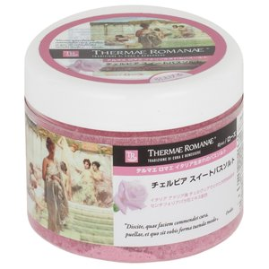 THERMAE ROMANAE (テルマエ ロマエ)/Cervia Sweet Bath Salt Rose 入浴剤|cosmecom