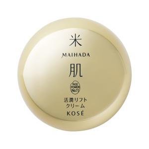 米肌(MAIHADA)/活潤リフト クリーム 40g KOSE コーセー 活潤 クリーム cosmecom