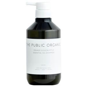 THE PUBLIC ORGANIC/スーパーリフレッシュ 精油シャンプー|cosmecom
