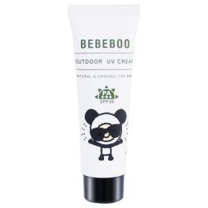 BEBEBOO/OUTDOOR UV CREAM 日焼け止め|cosmecom
