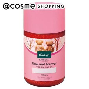 KNEIPP(クナイプ)/クナイプ バスソルト サクラの香り 入浴剤|cosmecom
