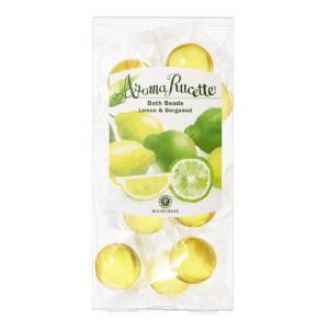 ハウス オブ ローゼ/アロマルセット バスビーズ(LM&BG(レモン&ベルガモットの香り)) cosmecom