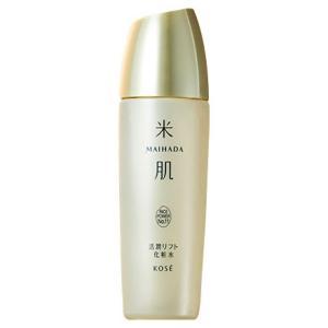 米肌(MAIHADA)/活潤リフト化粧水(本体/みずみずしさも併せ持つ絶妙なまろやかさ/無香料)|cosmecom