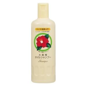 大島椿/オイルシャンプー(シャンプー/フルーティブーケの香り)|cosmecom