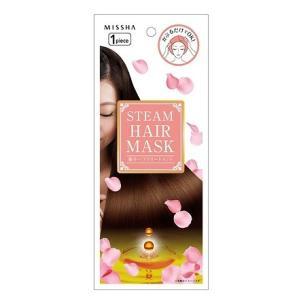 MISSHA(ミシャ)/ミシャ スチームヘアマスク(本体) ミシャ ヘアマスク|cosmecom