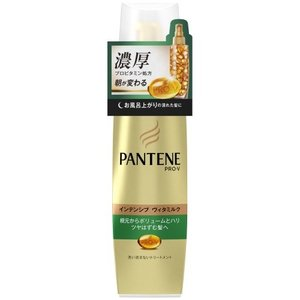 パンテーン/インテンシブ ヴィタミルク 洗い流さないトリートメント 細い・ボリュームがない髪用 cosmecom