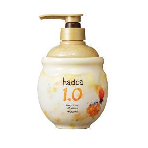 hacica/ディープモイスト シャンプー1.0(本体)|cosmecom